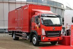 重汽HOWO轻卡G5X载货车图片