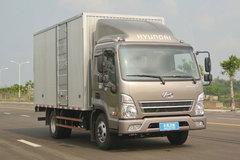 四川现代盛图载货车图片