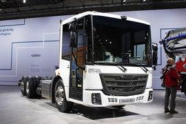 奔驰Econic载货车