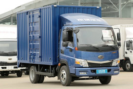 开瑞汽车绿卡系列载货车图片