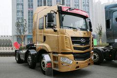 华菱汉马H6牵引车图片