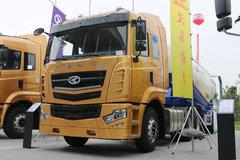 华菱汉马H7牵引车图片