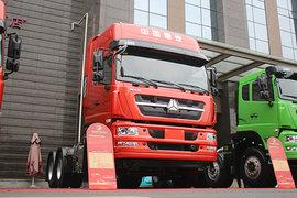 中国重汽成都商用车斯太尔D7W牵引车