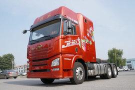 青岛解放解放JH6⁺牵引车图片