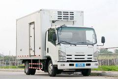 德沃重工(鸿天牛牌)庆铃五十铃底盘系列冷藏车图片