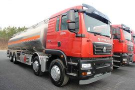 重汽汕德卡SITRAK C5H 油罐车图片