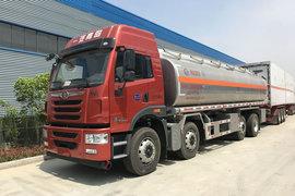 湖北程力(程力威牌)青岛解放底盘油罐车图片
