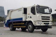 长沙中联(中联牌)东风柳汽底盘垃圾运输车图片