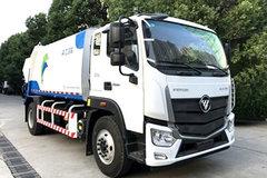 福田欧航欧航R系(欧马可S5)垃圾运输车图片