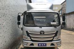 中燕汽车福田欧马可底盘垃圾运输车图片