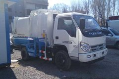 河南飞龙(新飞工牌)福田瑞沃底盘垃圾运输车图片