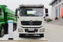 随州力神(醒狮牌)陕汽重卡底盘粉粒物料运输车图片