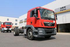 曼TGM消防车图片
