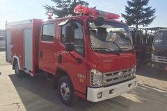 时代汽车(原福田时代)时代H消防车图片