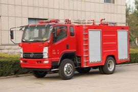 凯马凯捷M消防车图片