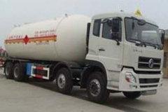 湖北大力(大力牌)东风商用车底盘液化气体运输车图片