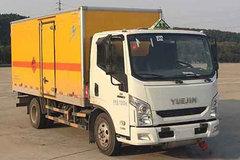 郑州红宇(红宇牌)上汽跃进底盘爆破器材运输车图片