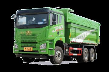 青岛解放JH6自卸车