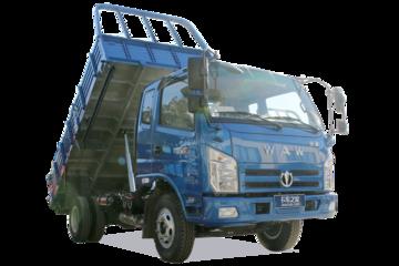 飞碟奥驰X系自卸车
